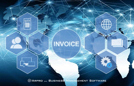 Arpro CA Invoicing contracts and customers management software