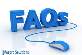 FAQs and answers