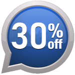 30% Discounted management software
