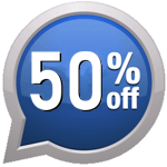 50% Discounted management software