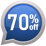 70% Discounted management software
