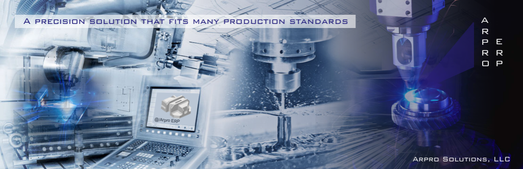 Production management software erp
