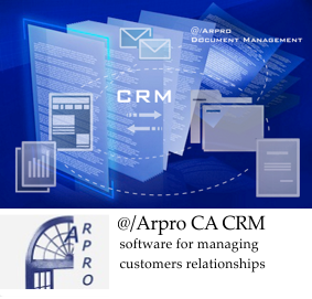 Software Arpro CA CRM