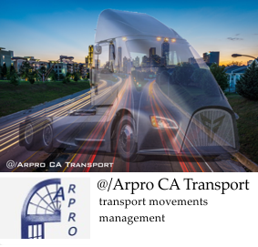 Software Arpro CA Transport and delivery