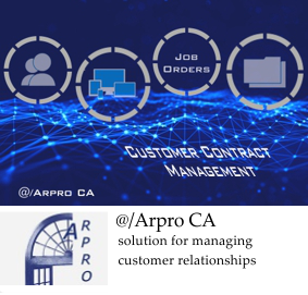 @/Arpro CA Contracts and Customers is a gold mine in disguise!