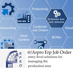 Software Arpro Erp Job Order