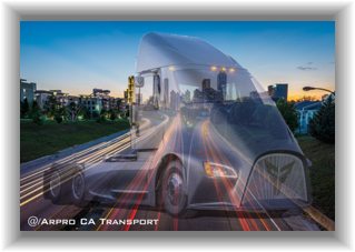 Support Arpro CA Transport and delivery management