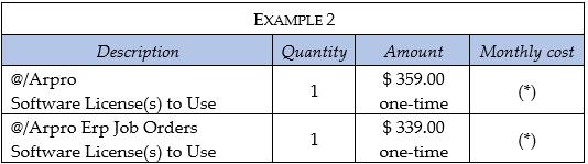 Software Arpro Erp Job Order example 1