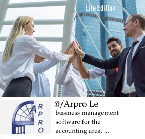 Arpro Le for auto bookkeeping & more