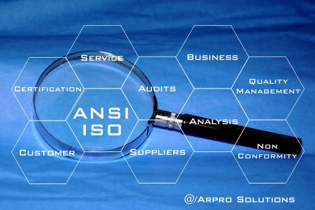 ANSI/ISO/IEC is a set of international standards on quality management and quality assurance